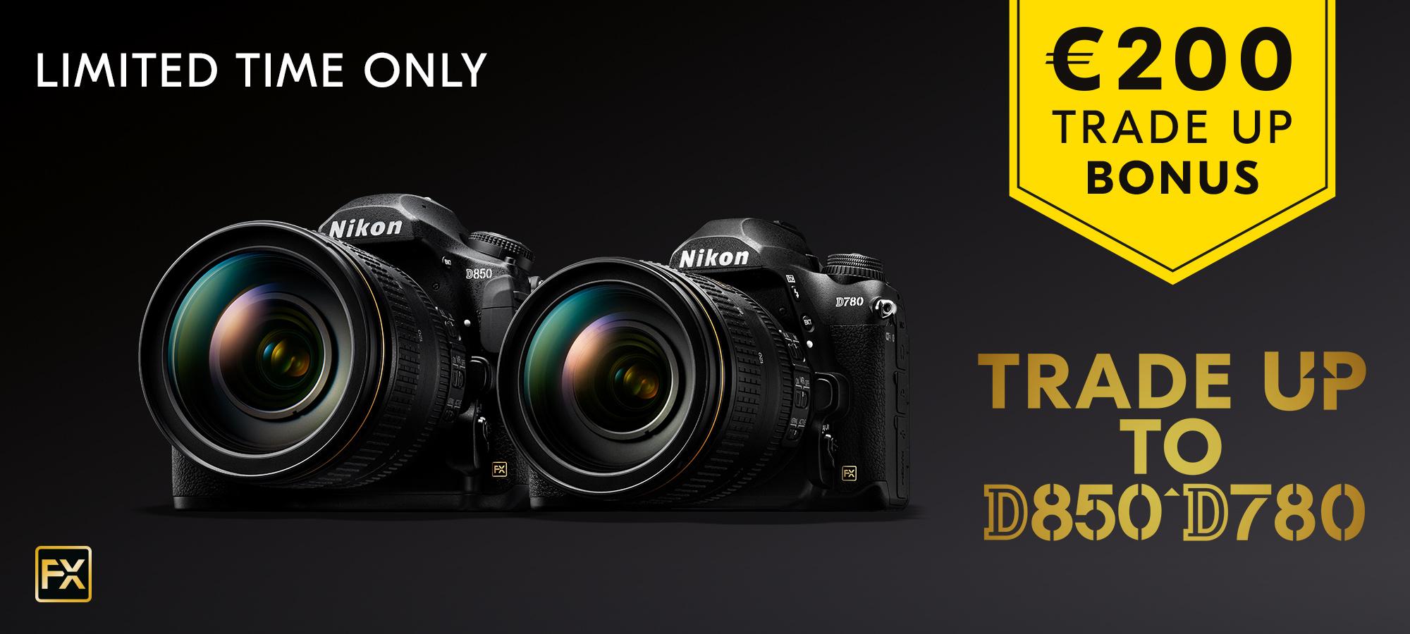 Nikon D850 promo