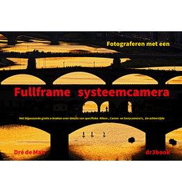Dré De Man Fotograferen met een fullframe systeemcamera
