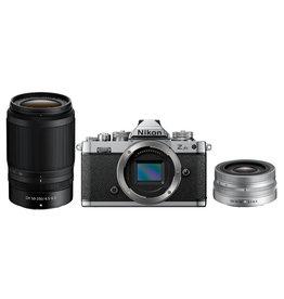 Nikon Z fc + 16-50 VR + 50-250 VR-kit