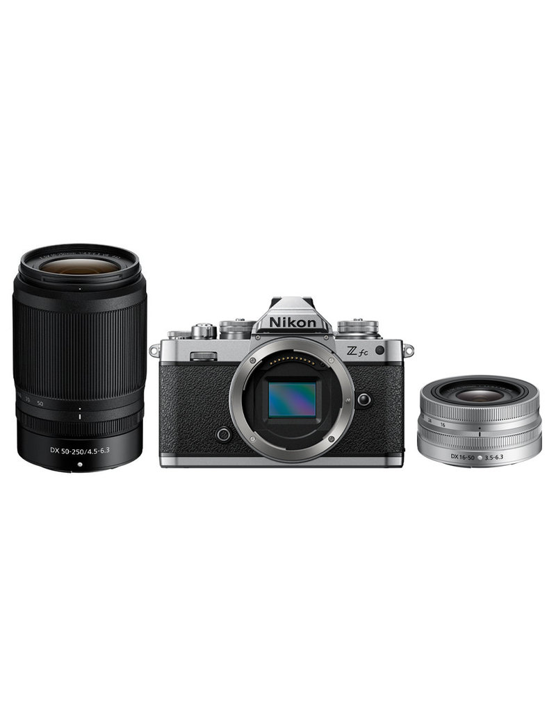 Nikon Nikon Z fc + 16-50 VR + 50-250 VR-kit