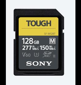 Sony Sony SDXC 128GB UHS-II SF-M Tough R277/W150 MB/s