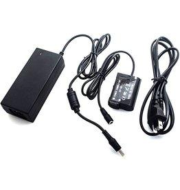 Caruba Caruba Nikon EN-EL15 Full Decoding Dummy Battery + EP-5B Power Adapter (US standard)