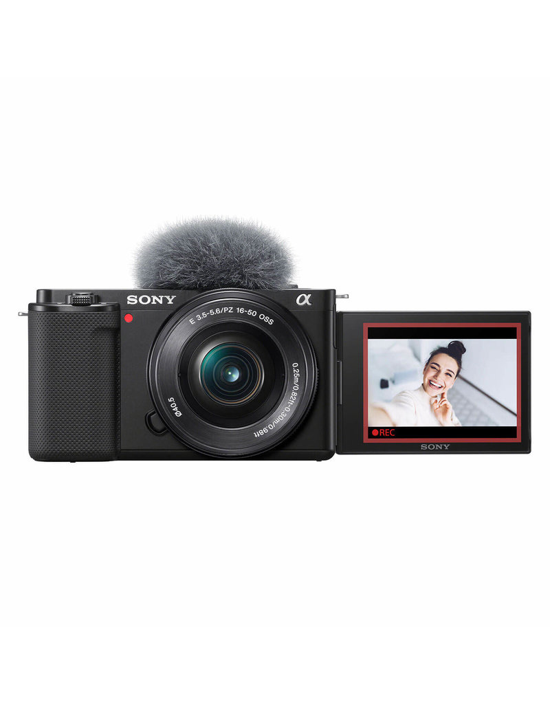Sony Sony ZV-E10  + 16-50mm vlog camera