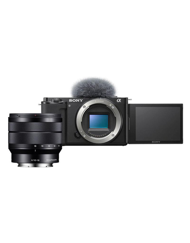 Sony Sony ZV-E10 + 10-18mm vlog camera