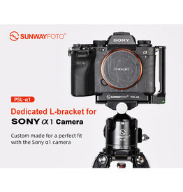 Sunwayfoto Sunwayfoto L-Plate for Sony A1