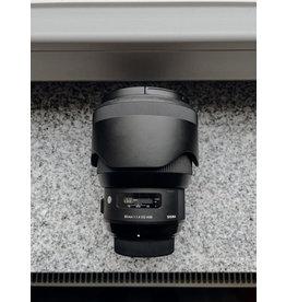 Sigma 2dehands Sigma 85mm f/1.4 Art voor Nikon