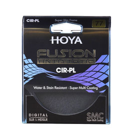 Hoya Hoya 62mm Circulaire Polarisatie Fusion Antistatic