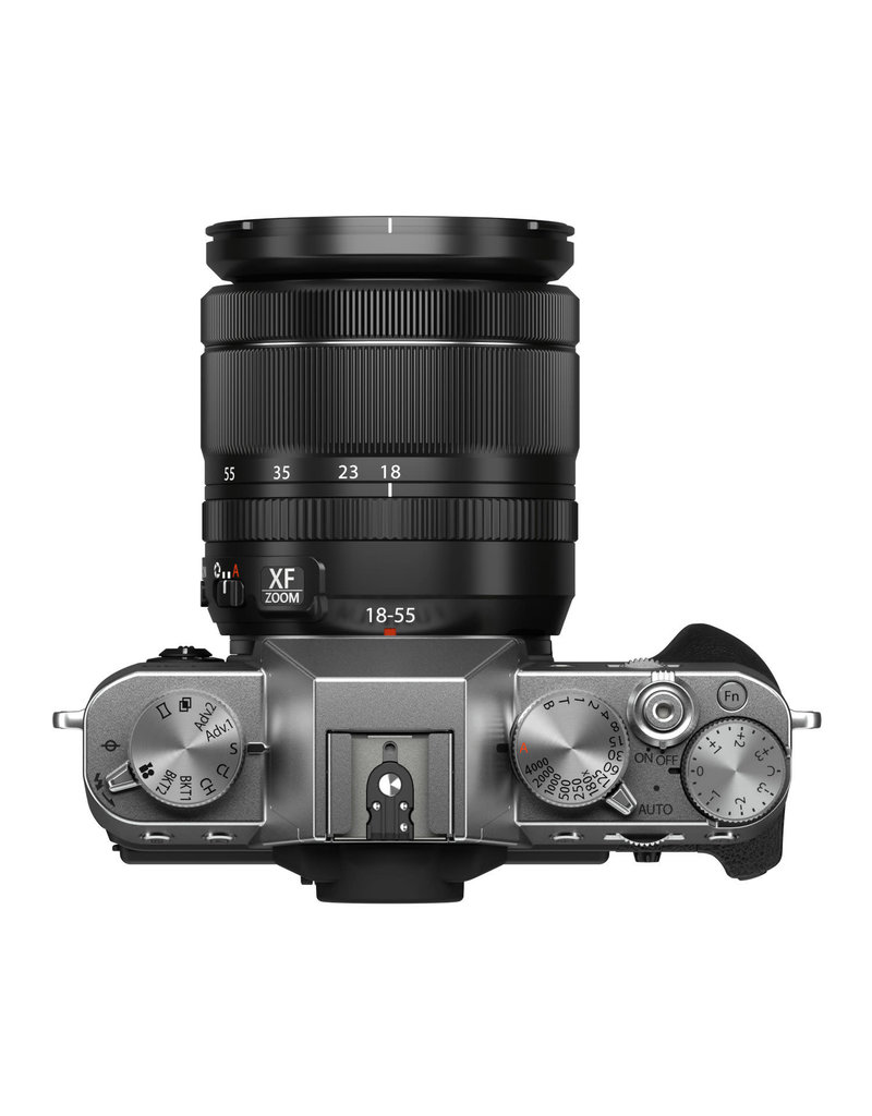 Fujifilm Fujifilm  X-T30II Silver + XF18-55mm