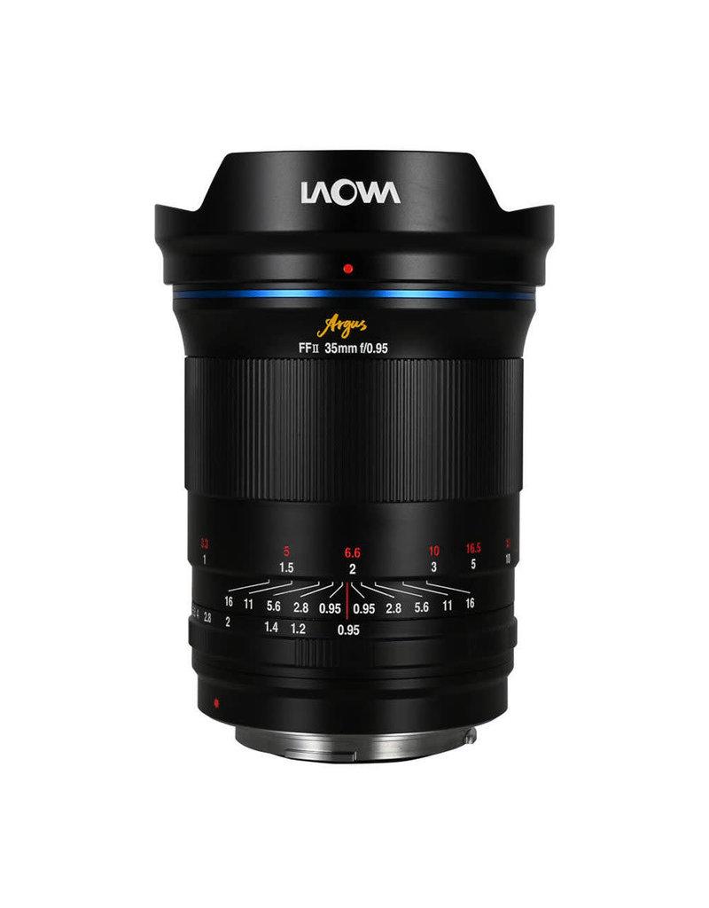 Laowa Laowa Argus 35mm f/0.95 FF - Canon RF