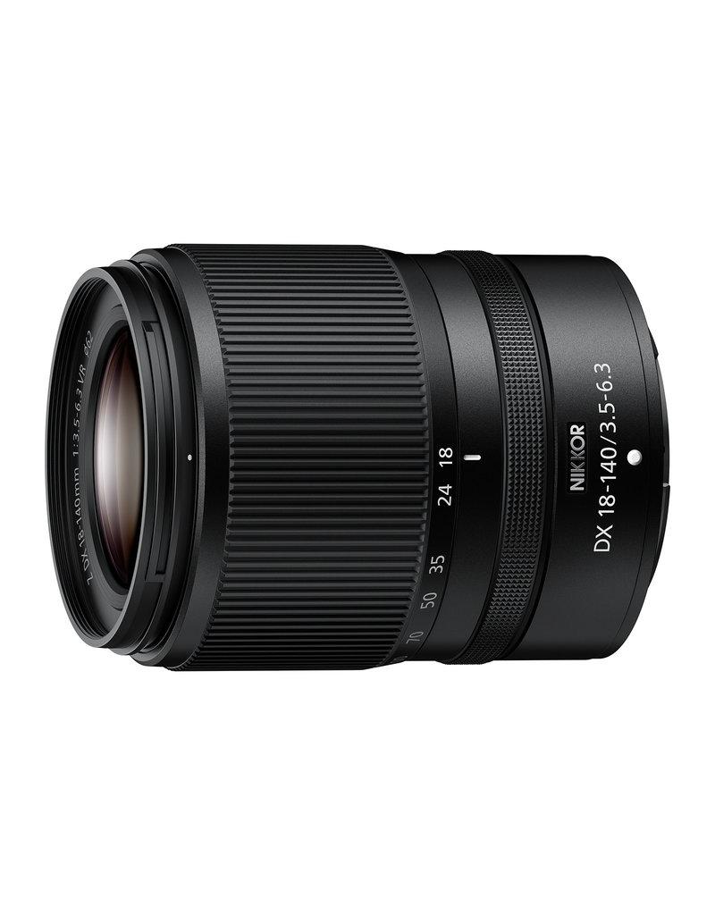 Nikon Nikon Z DX 18-140mm f/3.5-6.3 VR