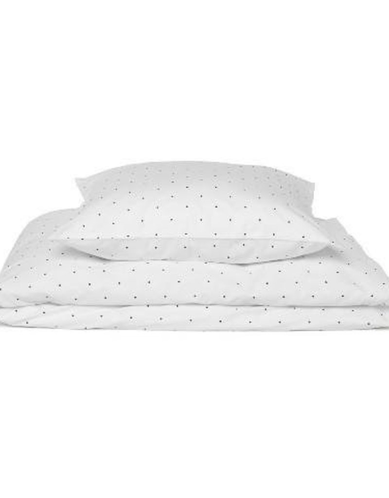 Liewood Liewood Donsovertrek bed Classic dot wit