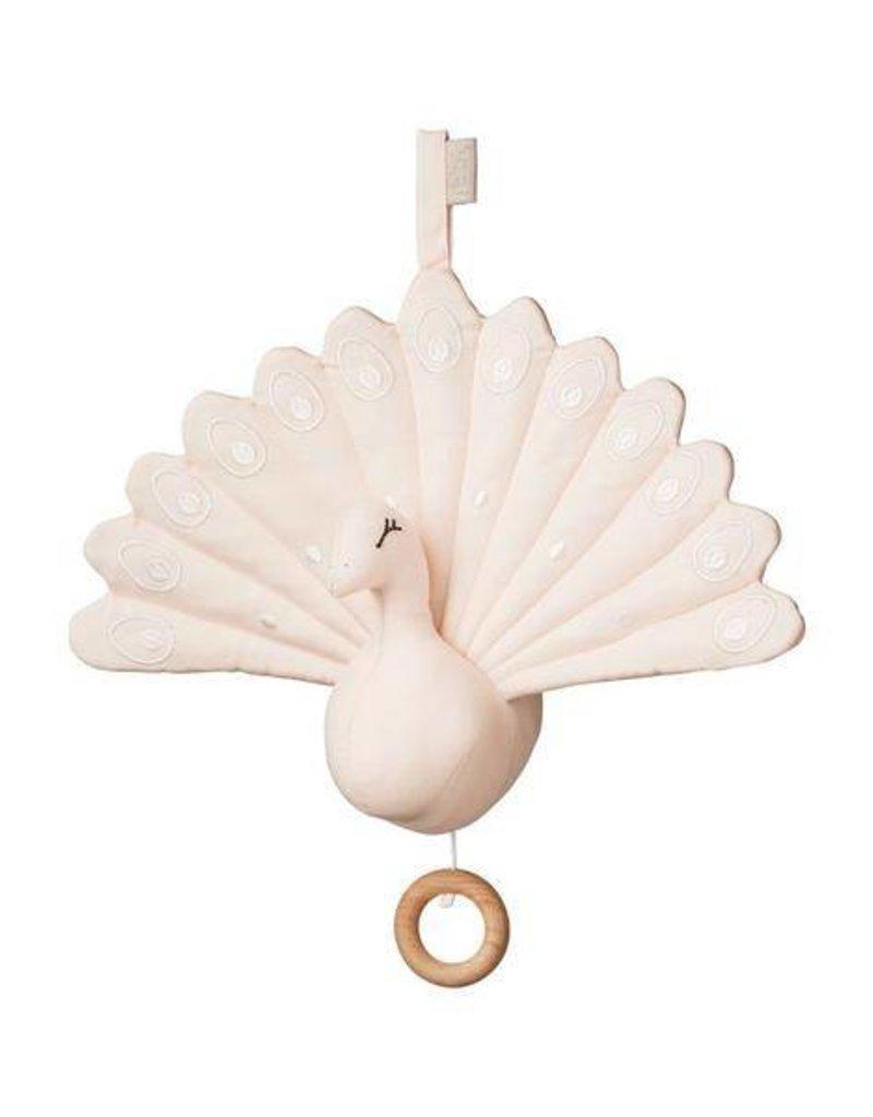 CamCam CamCam Muziekmobiel Peacock rose