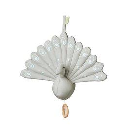 CamCam CamCam Muziekmobiel Peacock mint