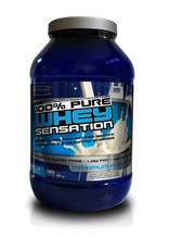 First class nutrition Whey sensation vanille