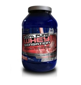 First class nutrition Whey sensation strawberry