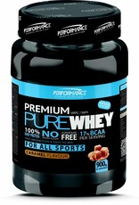 Performance Premium pure whey caramel