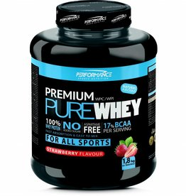 Performance Pure whey strawberry