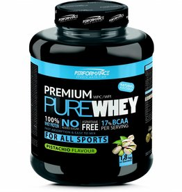 Performance Pure whey pistache