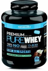 Performance Premium pure whey carribean-choco (kokos-choco)