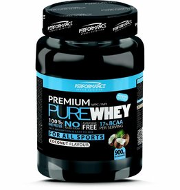 Performance Pure whey coconut