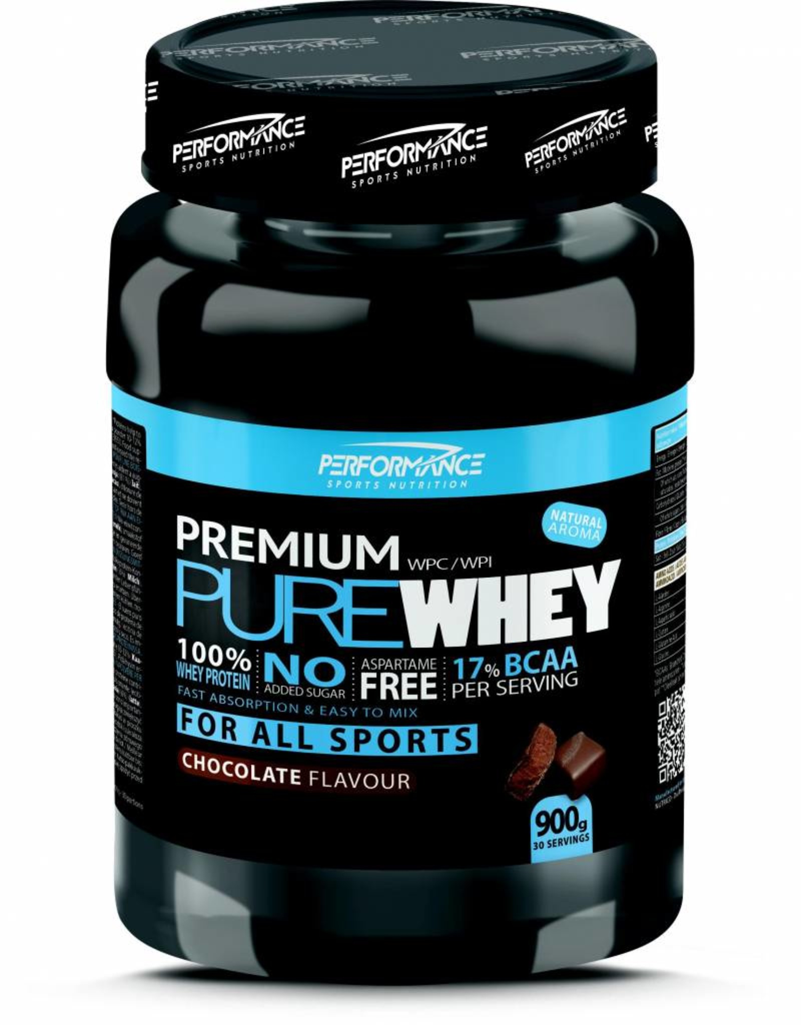 Performance Premium pure whey chocolade