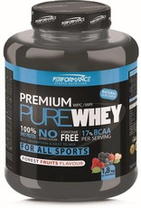 Performance Premium pure whey forest-fruits