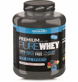 Performance Pure whey woudvruchten