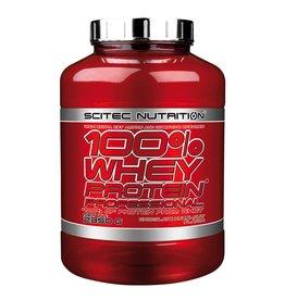 Scitec  100 % whey protein professional 2350 gram