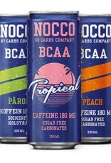 No carbs company  Nocco bcaa