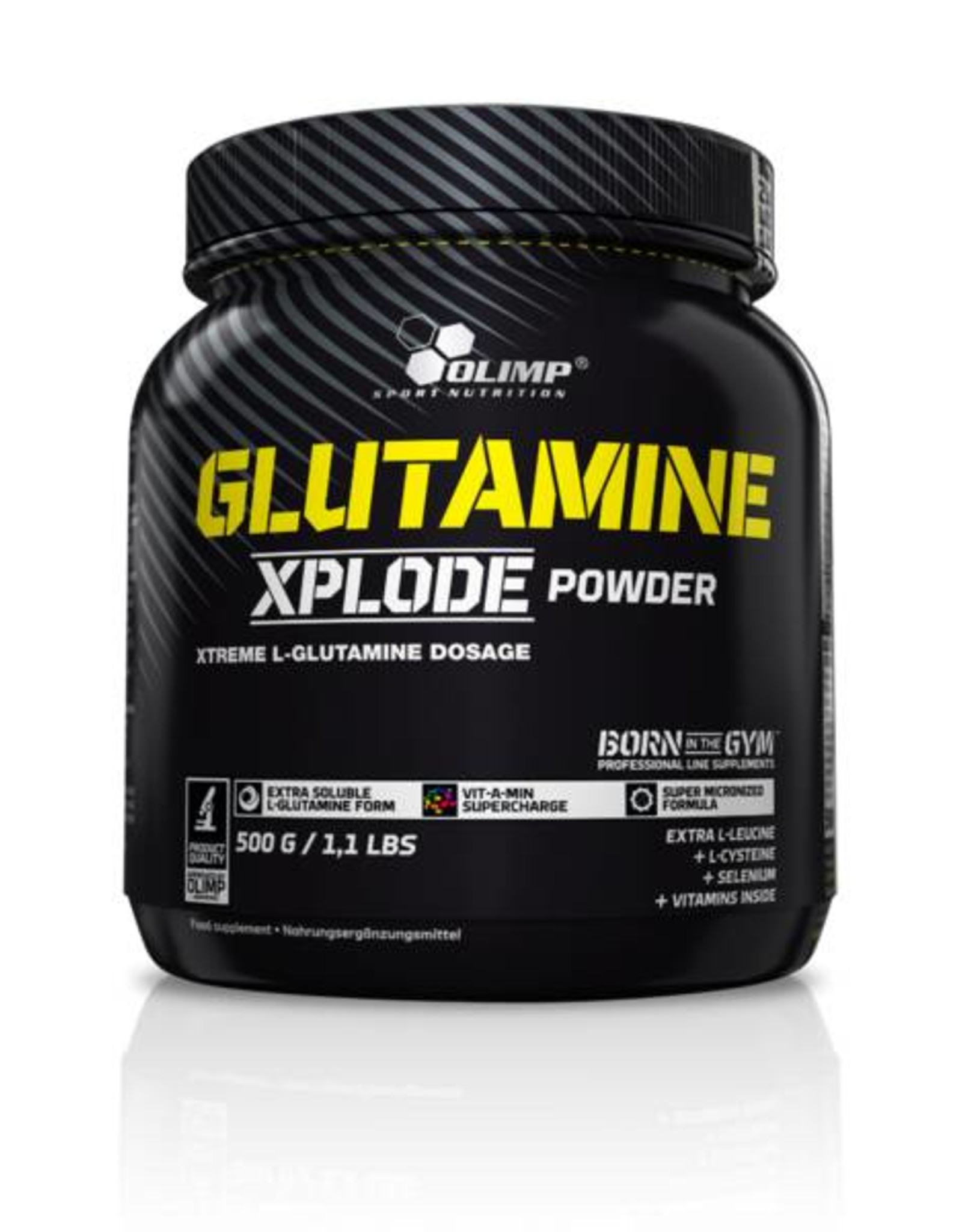 Olimp  Glutamine xplode powder 500 gram