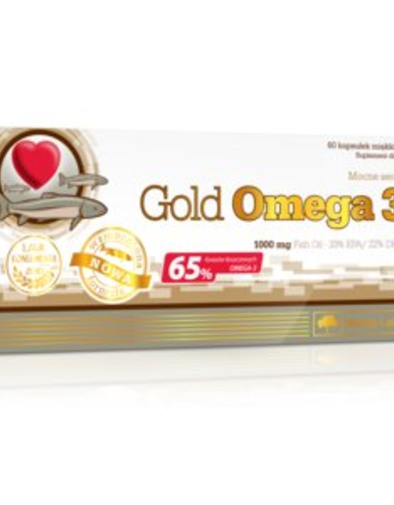 Olimp  Gold omega 3 (60 capsules)