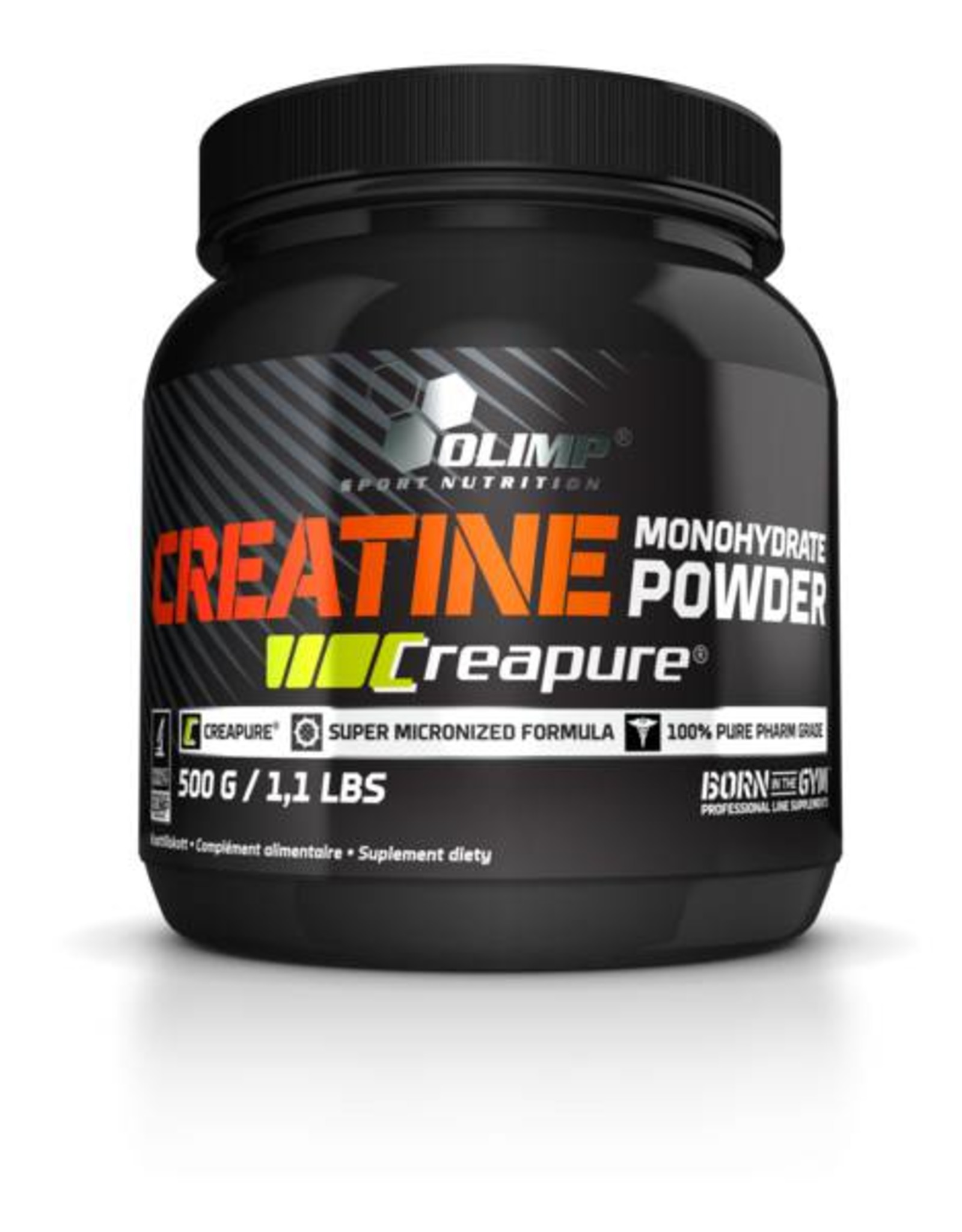 Olimp  Creapure creatine monohydraat 500 gram