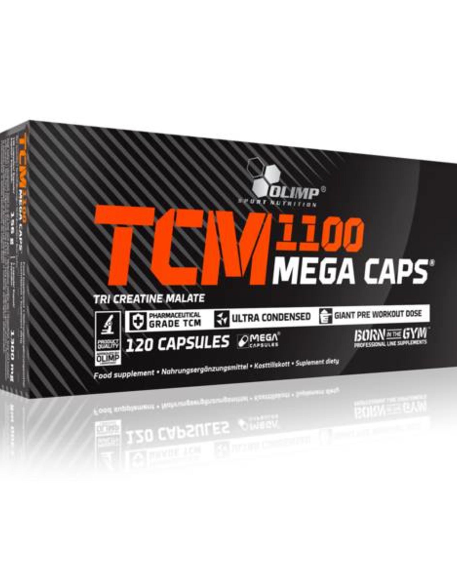 Olimp  Tri creatine malaat (TCM)