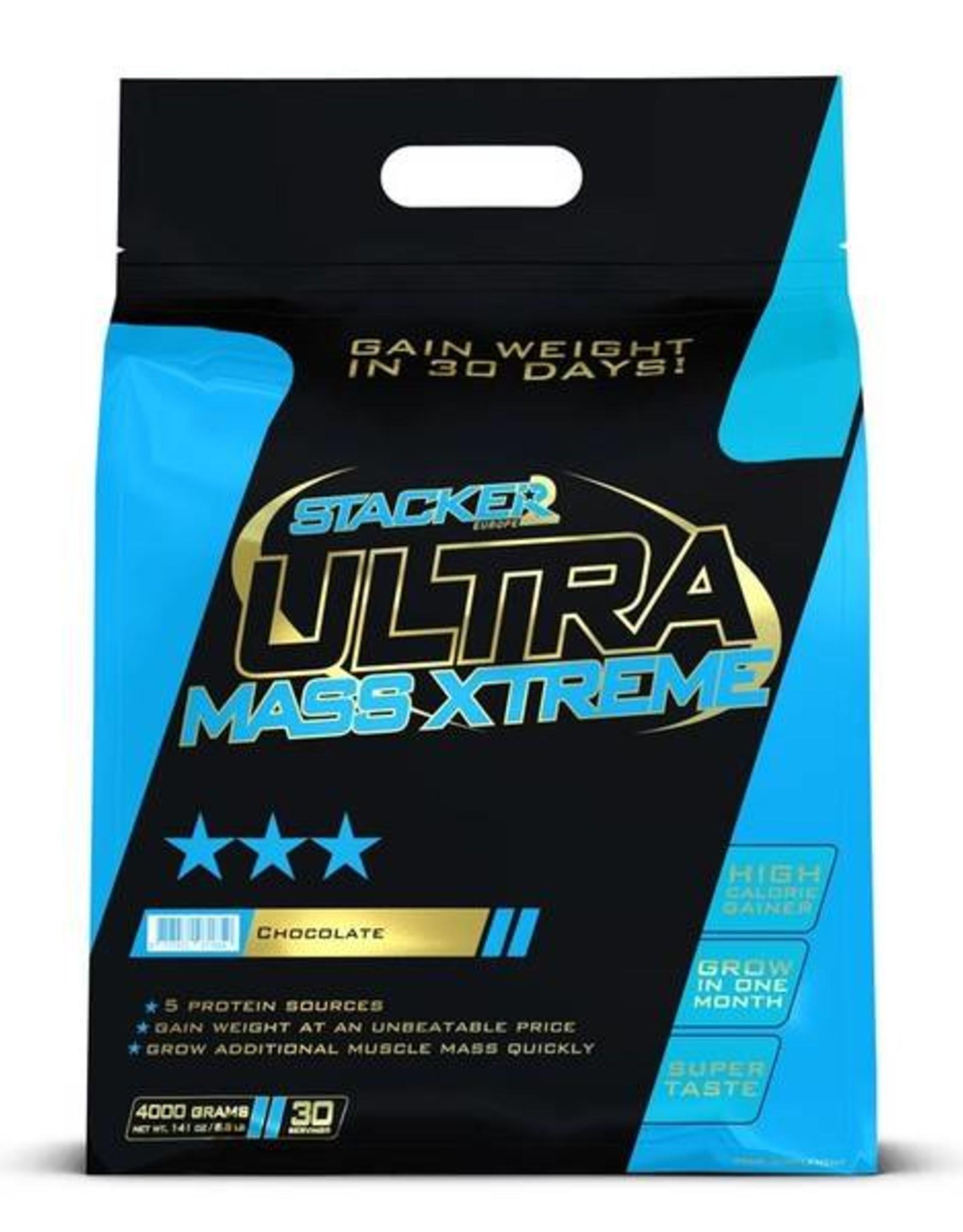 Stacker2  Ultra mass xtreme  4 kilo