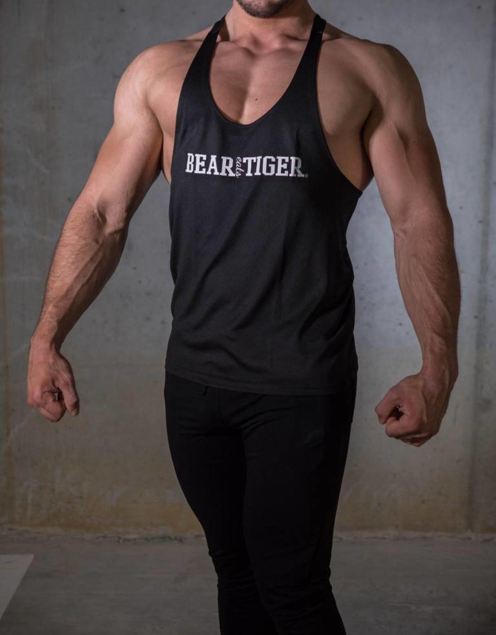 Bear eats tiger Bear eats tiger fitness and lifestyle clothing.