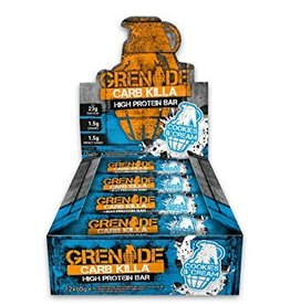Grenade  Carb killa bars cookies & cream