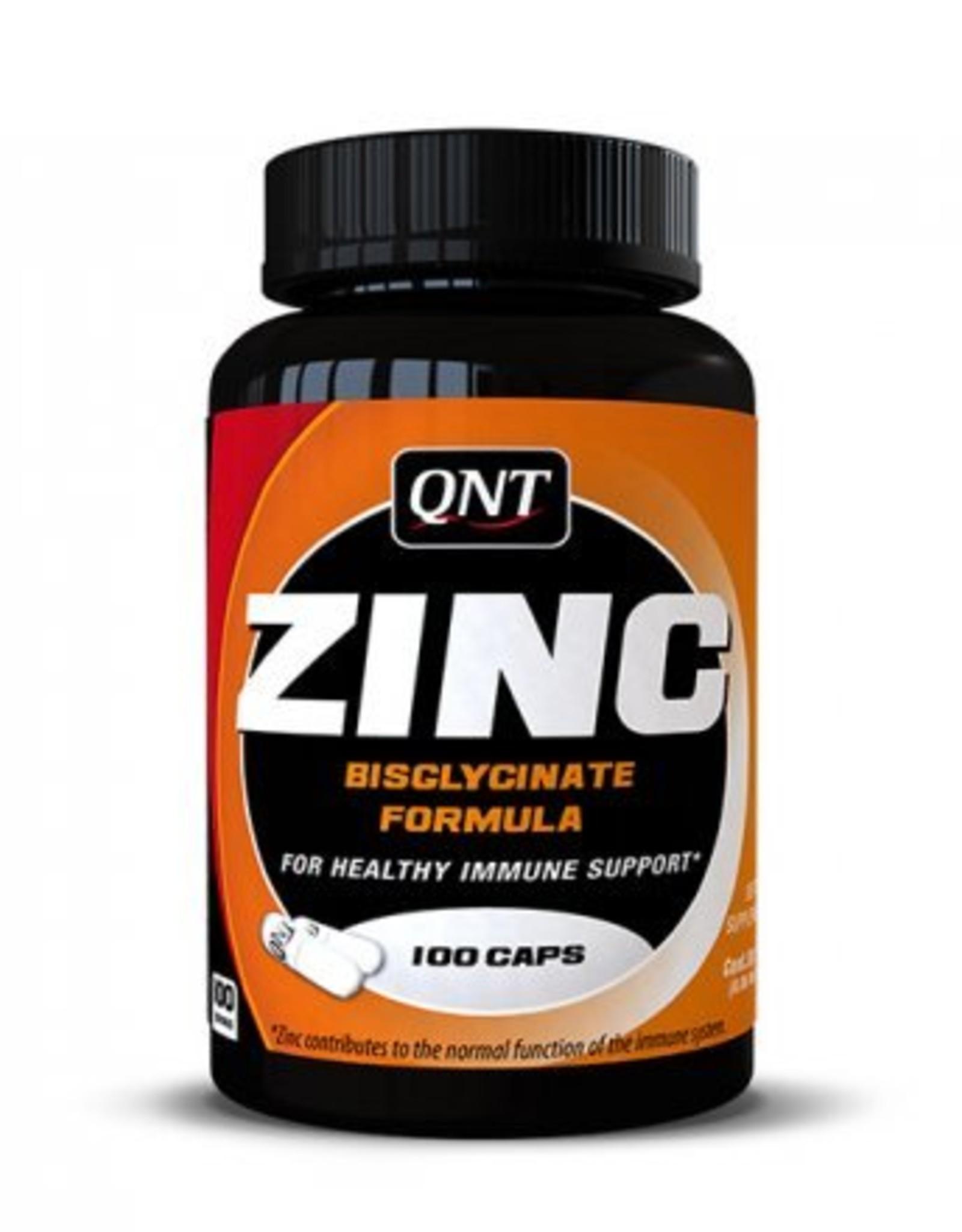 Qnt  Zink 100 caps