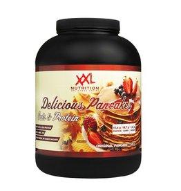 XXL nutrition Pancakes stevia vanille