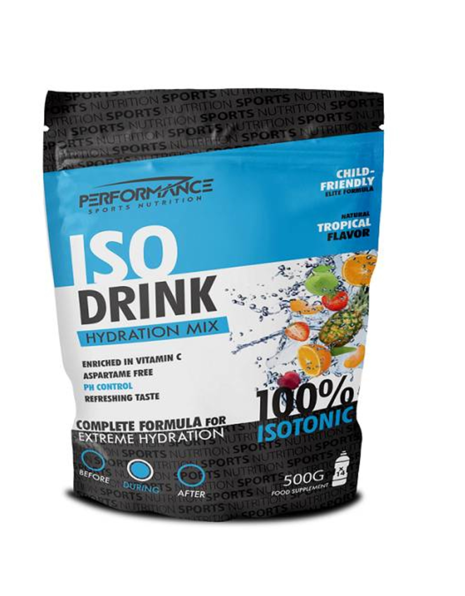 Performance Isodrink 500 gram