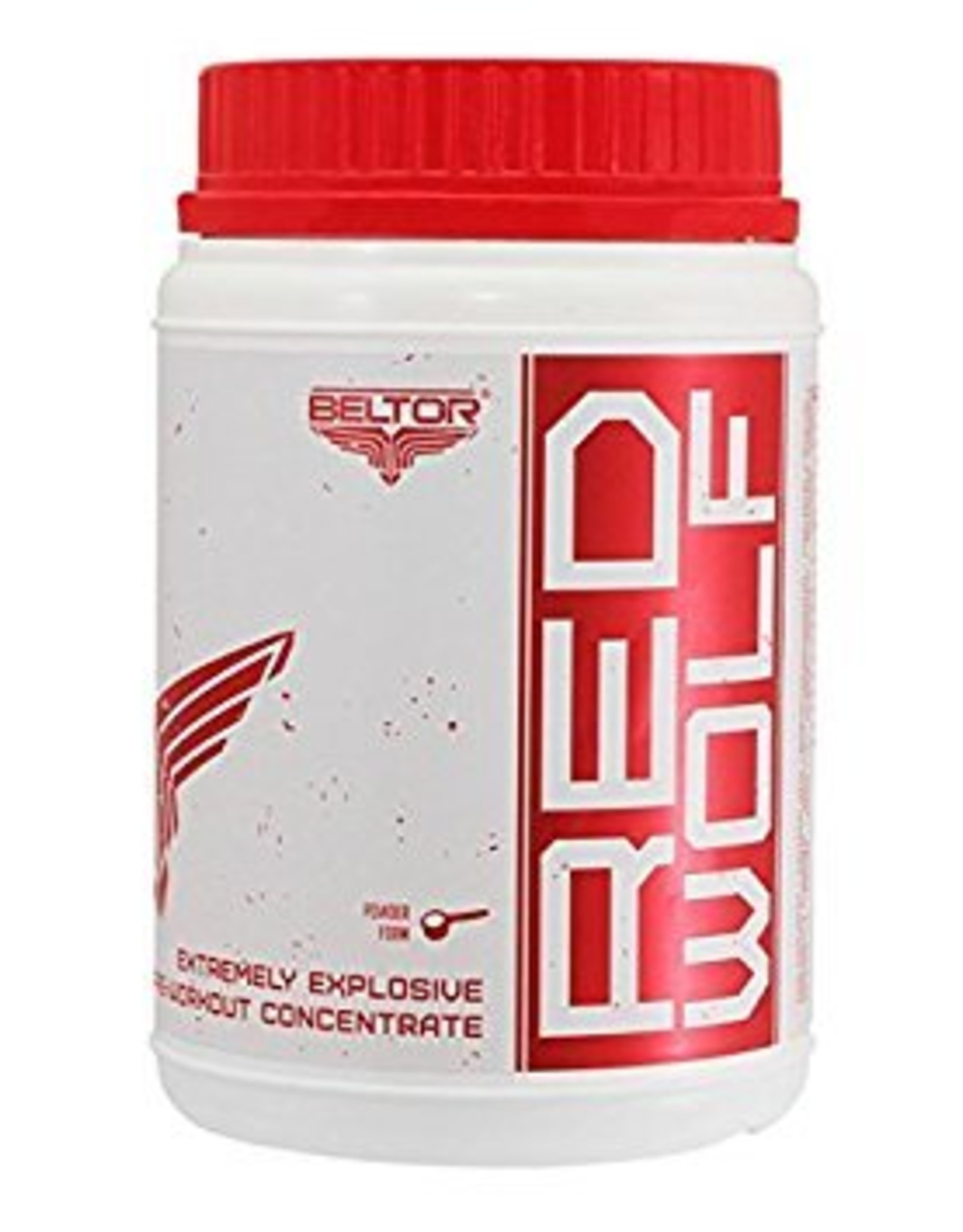 Trec  Red Wolf pre workout strawberry