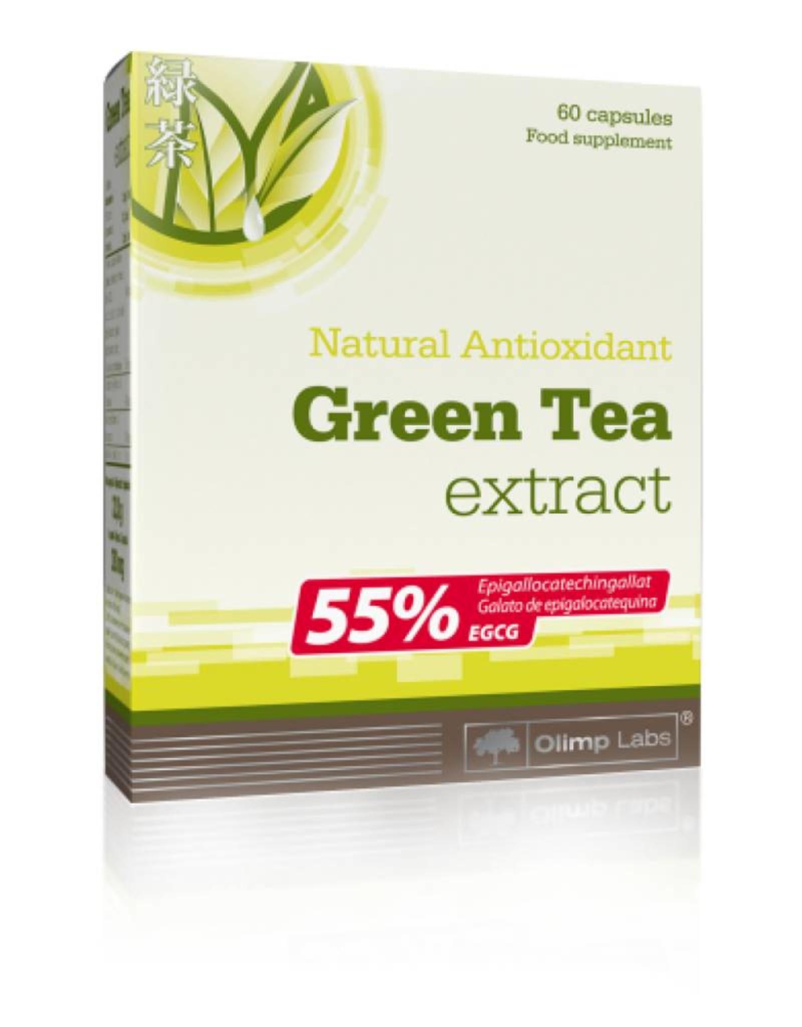 Olimp  Groene thee extract 60 capsules