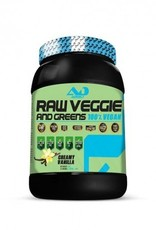 Addict sport nutrition Raw veggie and greens protein 2000 gram