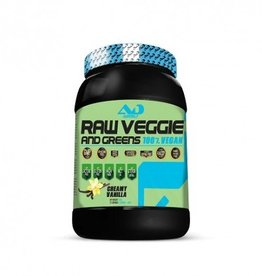 Addict sport nutrition Raw veggie and greens protein 2kg