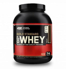 Optimum nutrition  Whey gold standard 2270 gram