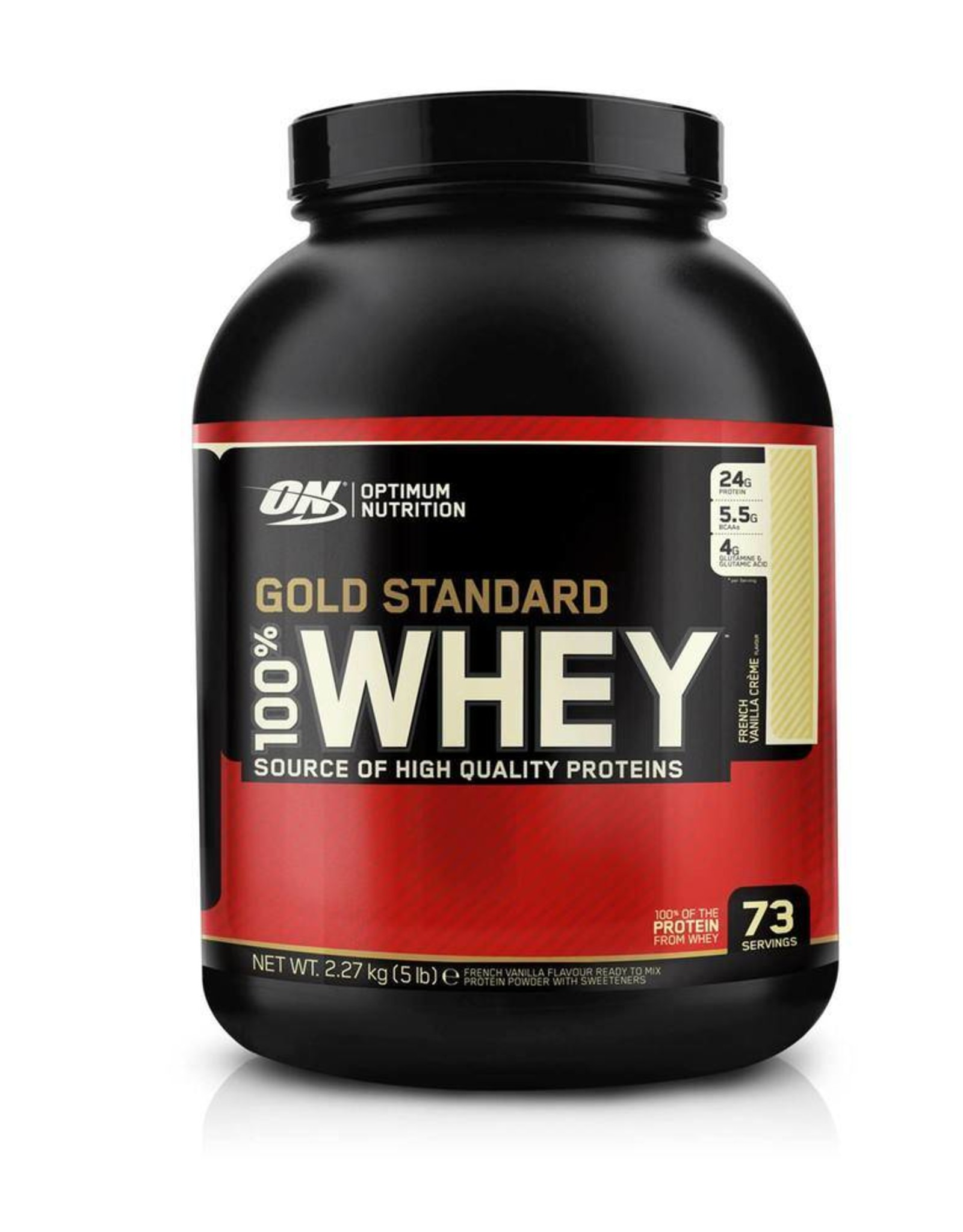 Optimum nutrition  Whey gold standard 2270 gram