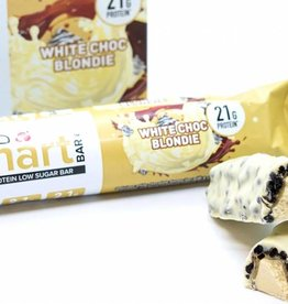 Smart bar white chocolate blondie