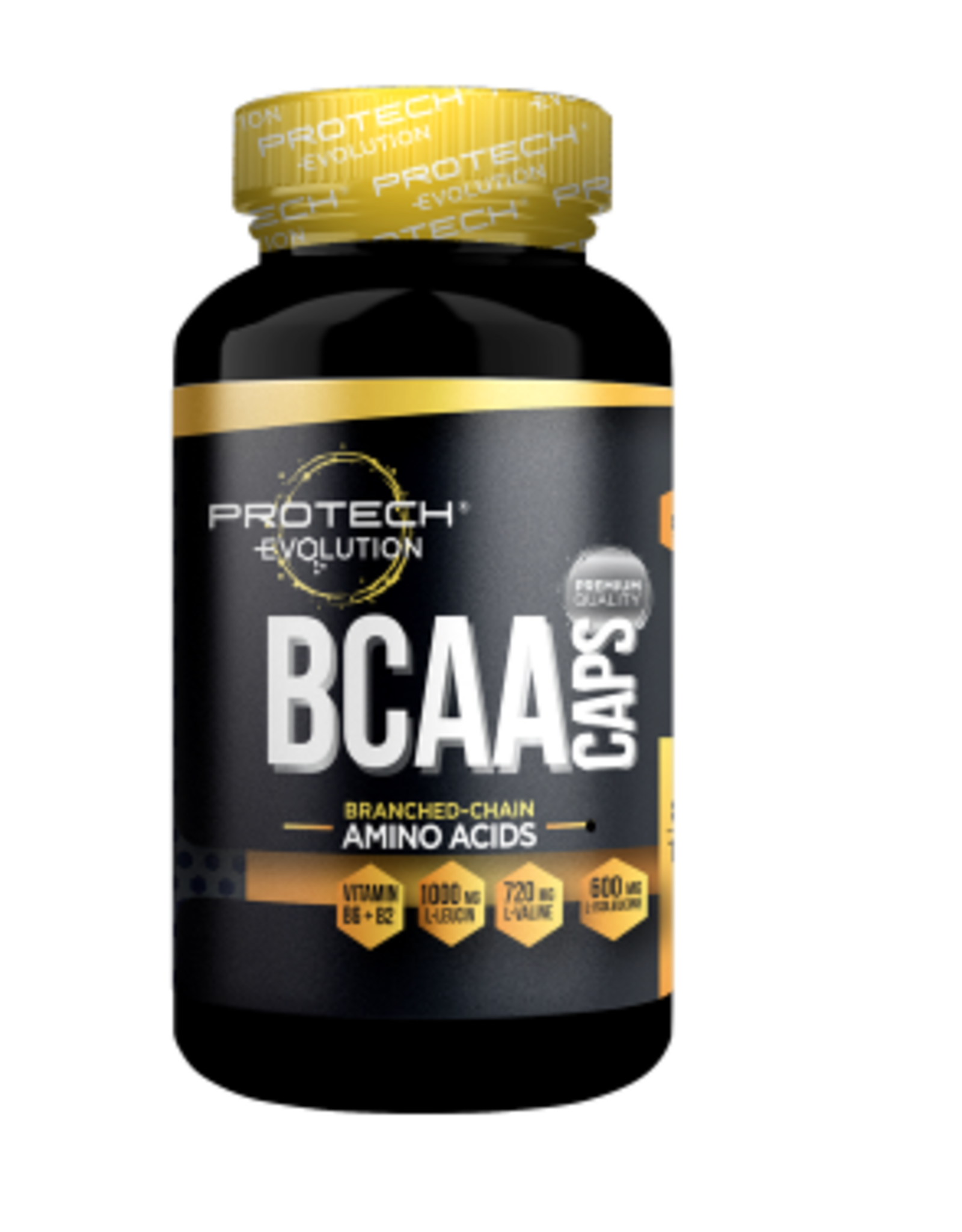 Protech  BCAA 2:1:1 (120 capsules)