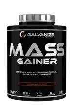 Galvanize Mass gainer 3000 gram