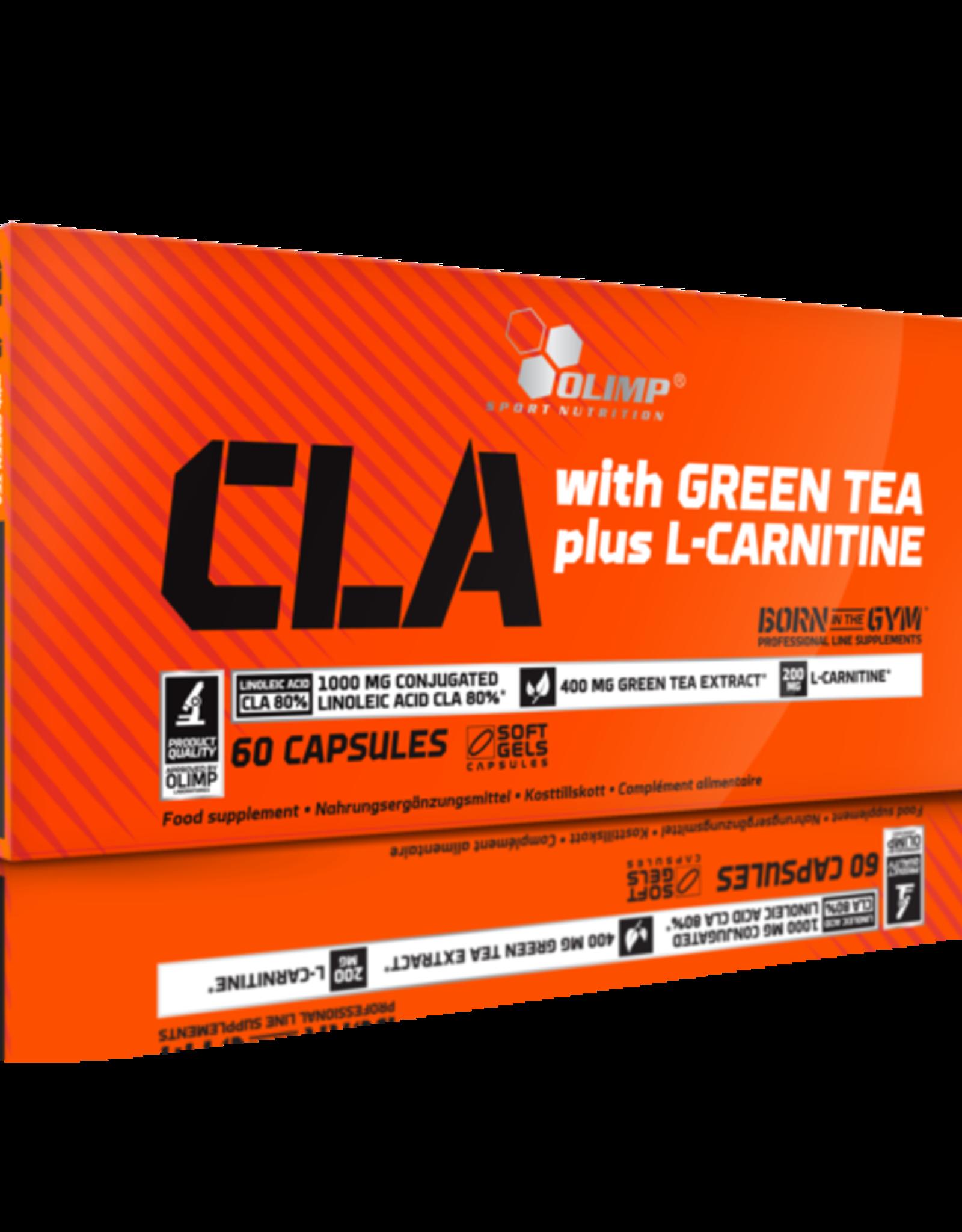 Olimp  CLA with green tea 60 caps