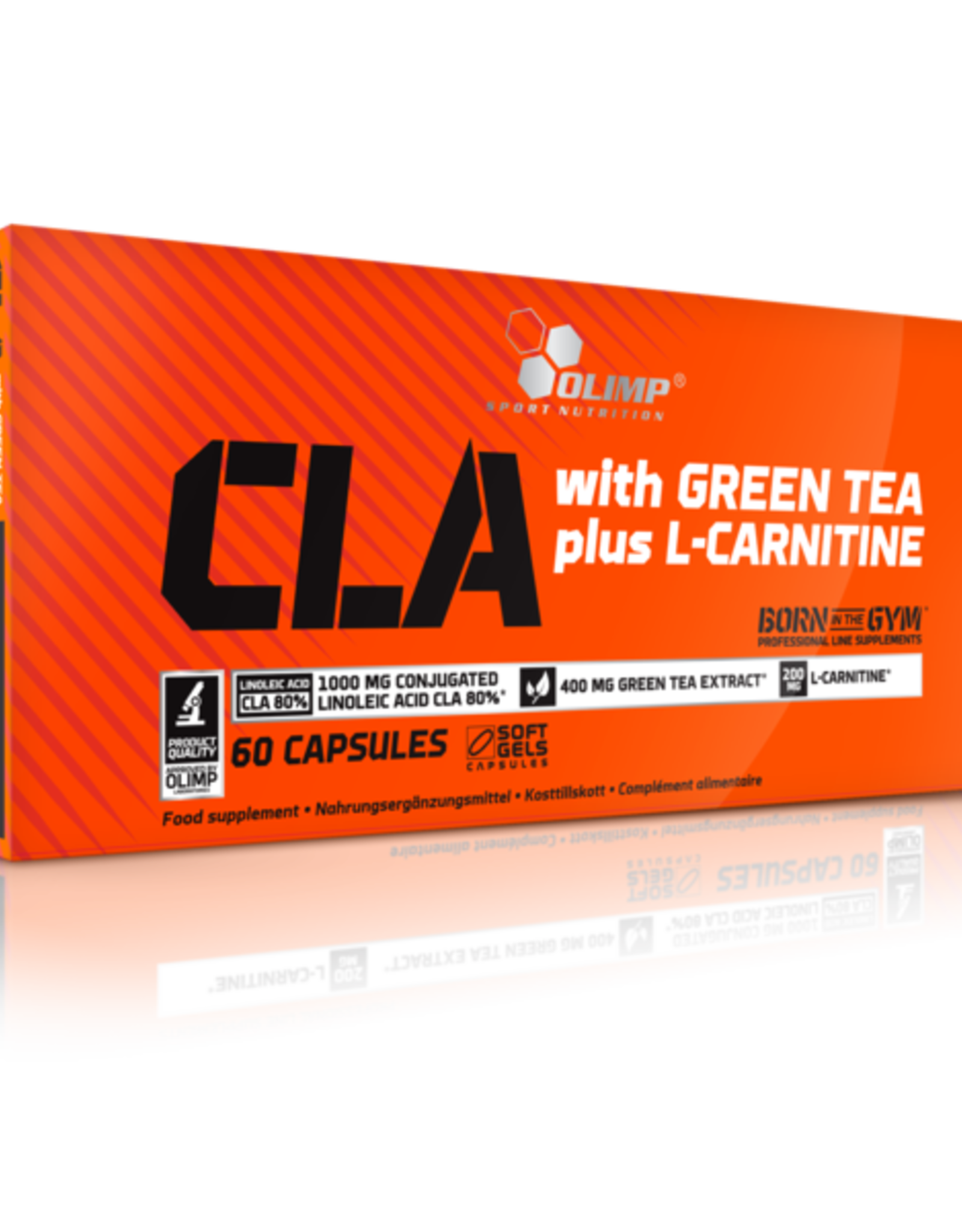 Olimp  CLA with green tea 60 capsules